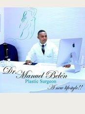 Dr. Manuel Belen - International Centre for Advanced Plastic Surgery (Cipla), Av. Pedro Henriquez Urena # 137, Suite 509, The Esperilla, Santo Domingo, 12008,