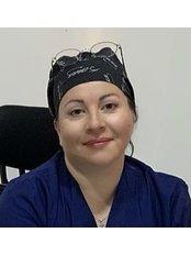 Dr Elsa Borodina - Practice Director at Time Plastic