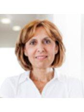 Ms Rodica - Receptionist at Aesthetic Balance -  Dreieich