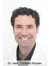Dr Christian Kerpen - Aesthetic Medicine Physician at Alster Klinik