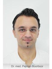 Dr Pejman Boorboor - Surgeon at Alster Klinik