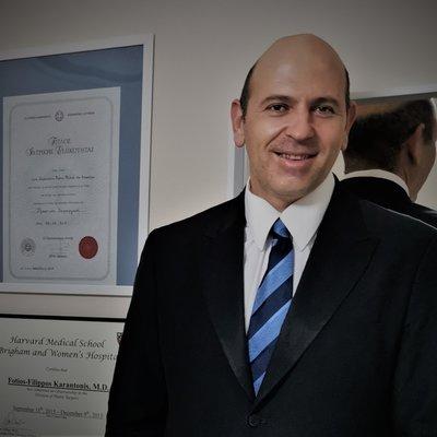 Dr Fotios - Phillip Karantonis