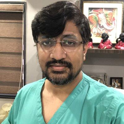 Dr Harsh Amin