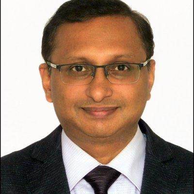 Dr Madhukumar M G