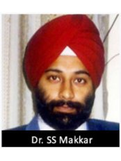 Mr SS Makkar - Principal Surgeon at Tricity Institute of Plastic Surgery (TIPS)