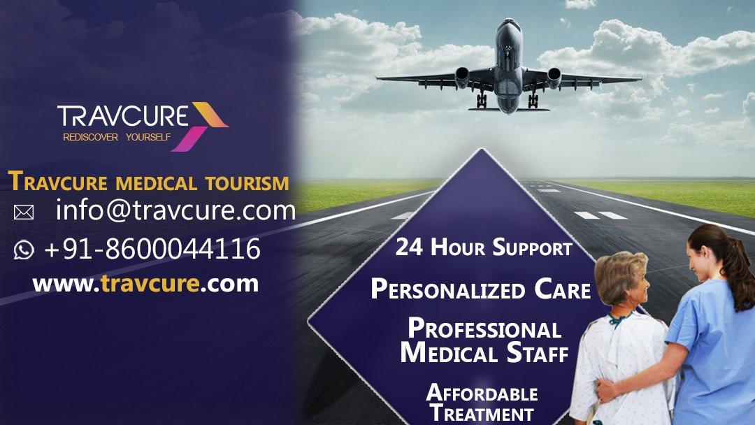 Travcure Medical Tourism Consultants- New Delhi
