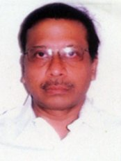 Dr Goutam Guha -  at Dr Goutam Guha-Sinthee More