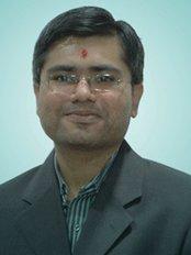 Dr Natvar Patel -  at Spandan Cosmetics Center - Piplod Clinic