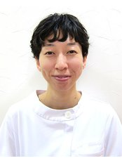 Miss  Noguchi - Nurse at Oboe T's forming clinic