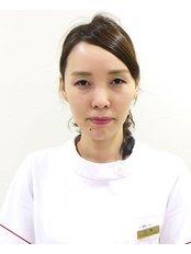Miss  Kawashima - Nurse at Oboe T's forming clinic