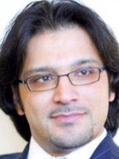 Dr Majed Al Taqi -  at Burj Tajmeel