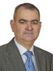 Dr Haralds Adovics - Surgeon at Mikroķirurģijas Centrs - II