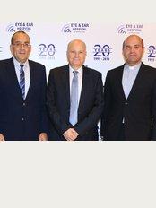 Eye and Ear Hospital International - Naccash Road, Mar Mansour Street, Dbaiye, 70933,