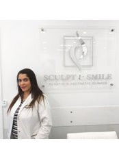 Ms Rana Zahran -  at Sculpt & Smile
