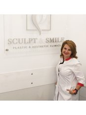 Ms Tatiana Marouni -  at Sculpt & Smile