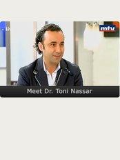 Dr. Nassar Hospital Zahle - Bechwaty Center, 3rd floor, Boulevard, Zahle,