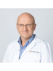 Dr Andrius Saikus - Principal Surgeon at Kardiolita Private Hospital - Vilnius