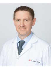 Dr Darius Aukstikalnis - Principal Surgeon at Kardiolita Private Hospital - Vilnius