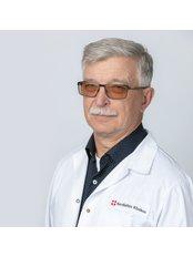 Dr Eduardas Bartkevičius - Doctor at Kardiolita Private Hospital