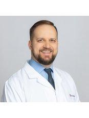 Dr Mindaugas  Kazanavicius -  at Kardiolita Private Hospital