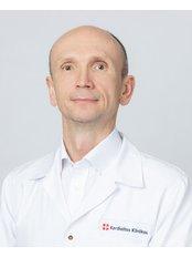 Dr Sigitas Ryliskis - Principal Surgeon at Kardiolita Private Hospital
