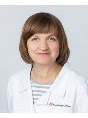 Dr Danguole Vildaite - Principal Surgeon at Kardiolita Private Hospital