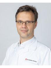 Dr Giedrius Kvederas - Doctor at Kardiolita Private Hospital