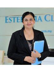 Dr Satwant Kaur -  at Estee Clinic Kepong