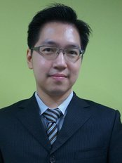 Dr. Andy Yew MBBS (UM), M.Sc. Anti-Aging, Regenerative & Medical Aesthetic (Mal), Aesthetic Medicine (AAAM), Member AAAM & SAAARMM -  at Kalo Cosmetic Surgery - KL, Mid Valley