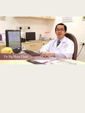 Dr Ng Hian Chan, Plastic Surgeon - 465, Burma Road, Pulau Pinang, 10350,