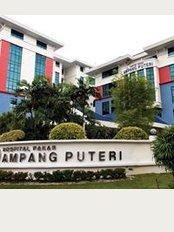 Ampang Puteri Specialist Hospital - No.1, Jalan Mamanda 9, Taman Dato' Ahmad Razali, Ampang, 68000,