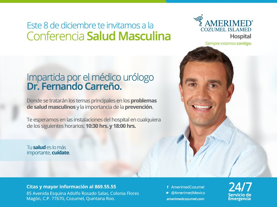 Amerimed Hospital Cancún