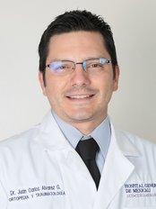 Dr Juan Carlos  Alvarez Garnier - Doctor at Hispano Americano Hospital Tijuana