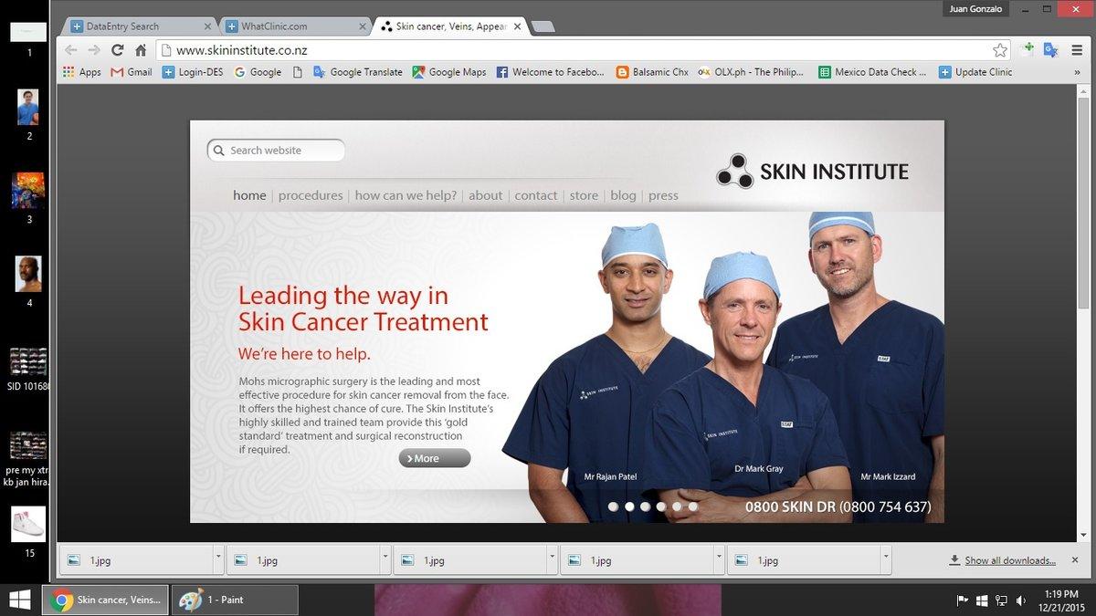 Skin Institute - Ponsonby