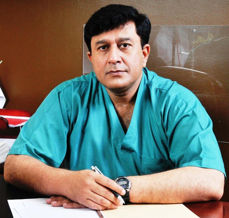 Dr Nadeem Umar-Islamabad