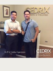 Cedrix Slimming and Wellness - Quezon - 2nd Floor Unit A 219 Eastwood Mall, Brgy. Bagumbayan, Quezon,