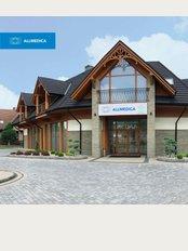 Allmedica - Tysiaclecia 111 street, Nowy Targ, Poland, 34400,