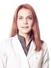 Irina Golovataya -  at Galaktika Clinic