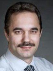 Dr Alexey Kodyakov -  at Gruzdev Clinic-Patients Department