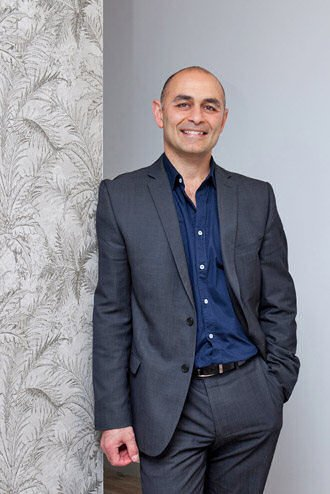 Dr Nick Kairinos
