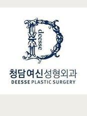 Deesse Plastic Surgery Clinic - 120-2, Gangnam-gu, Cheongdam-dong, Seoul, South Korea, Seoul, SEOUL, 137938,