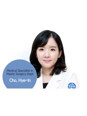 Dr Hye-In Cho - Surgeon at Dream Plastic Surgery