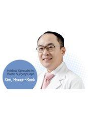 Dr Hyeon-Seok Kim - Surgeon at Dream Plastic Surgery