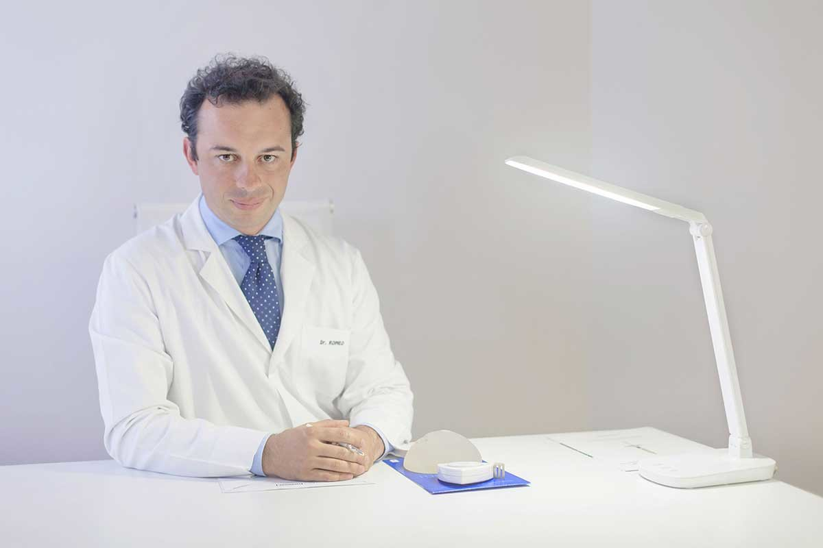 Dr Marco Romeo Aesthetic & Reconstructive - Madrid