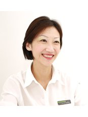 Mrs Theresa Huang - Reception Manager at WISH Aesthetic Surgery Clinic