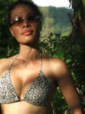 Ms Patrawee Jarakorn -  at Cosmedic Jetaways