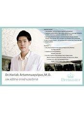 Доктор Harirak Artamnuayvipas - Дерматолог в Dermaster Thailand