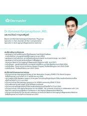 Доктор Kanawat Kanjanapiboon - Врач хирург в Dermaster Thailand