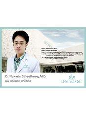 Доктор Nakarin Saleethong - Врач хирург в Dermaster Thailand