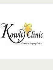 Kowit Cosmetic Surgery Clinic Phuket - Bang Tao - 63/7 Choeng Thale, Thalang, Phuket, 83000,